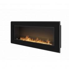 Chimenea de bioetanol Simplefire Frame 1200 negra